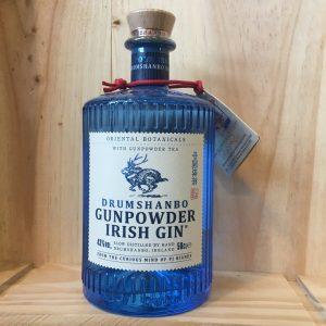 gin drumshambo rotated - Drumshanbo Gunpowder Irish Gin 50 cl