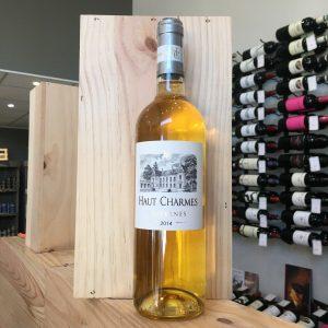 haut charmes rotated - Haut Charmes 2014 75 cl - Sauternes