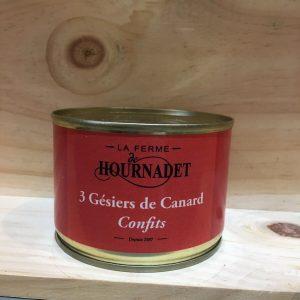hournadet gesiers rotated - Gésiers de canard Hournadet 250 gr