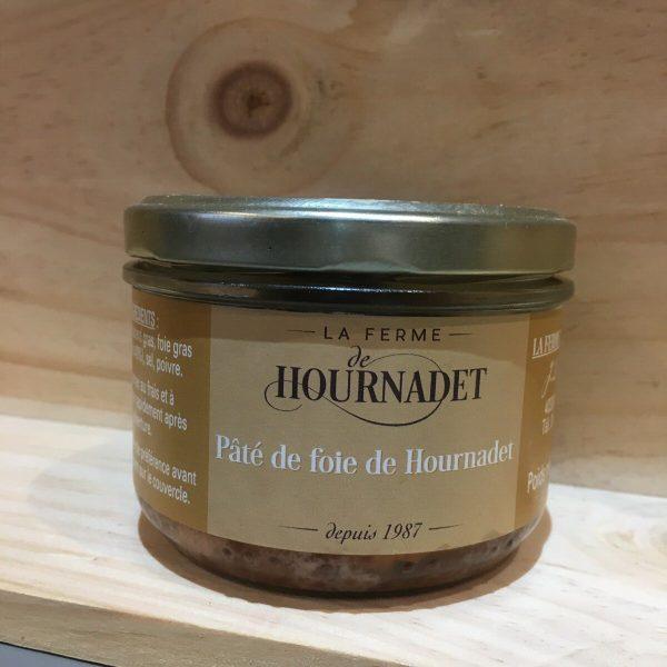 hournadet pate rotated - Pâté au foie gras Hournadet 210 gr