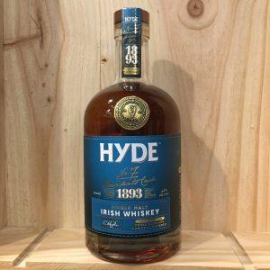 hyde rotated - Hyde n°7 70cl - Single Malt Irish Whisky