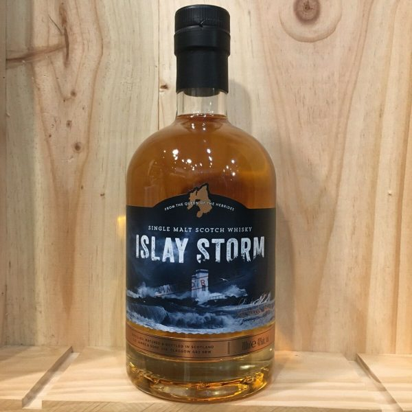 islay storm rotated - Islay Storm 70cl - Single Malt Scotch Whisky
