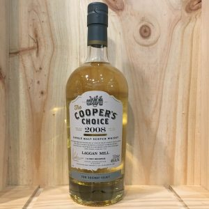 laggan mill 2008 CC rotated - Cooper's Choice - Laggan Mill 2008 - Single Malt Scotch Whisky 70cl