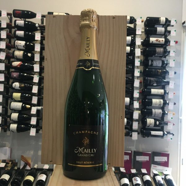 mailly brut res rotated - Mailly Brut Réserve - Champagne 75cl
