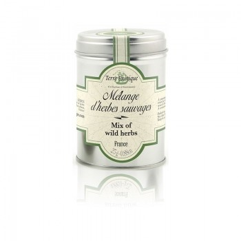 mel herbes - Mélange d'Herbes Sauvages 25 gr