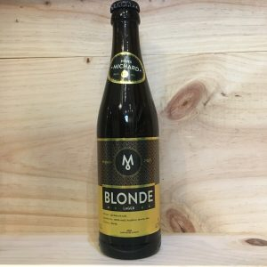michard blonde  rotated - Michard - bière blonde 33 cl