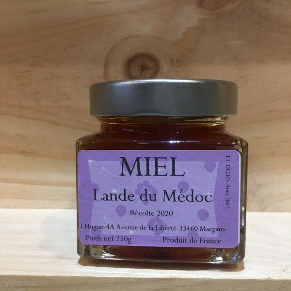 miel landes care rotated - Miel Lande du Médoc 250 gr