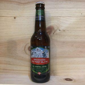 mont blanc cristal11 rotated - Mont Blanc Cristal 33 cl - bière blonde IPA