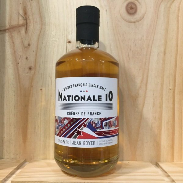 nationale 10 rotated - Nationale 10 - Single Malt Whisky 70cl