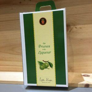 prunes vertes roque 1 L rotated - Prunes vertes à la liqueur Roque 100 cl