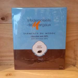 sarment cacao - Sarments du Médoc Mademoiselle de Margaux - Cacao 125 gr
