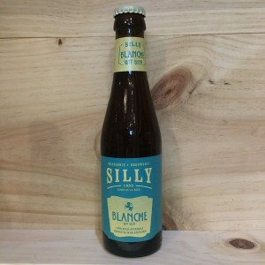silly blanche rotated - Silly 25 cl - bière blanche