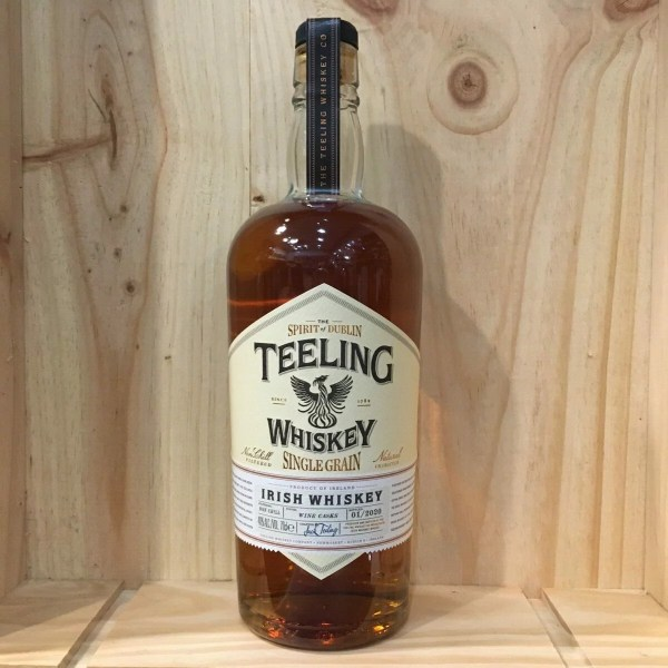 teeling single grain rotated - Teeling 70 cl - Single Grain Whisky