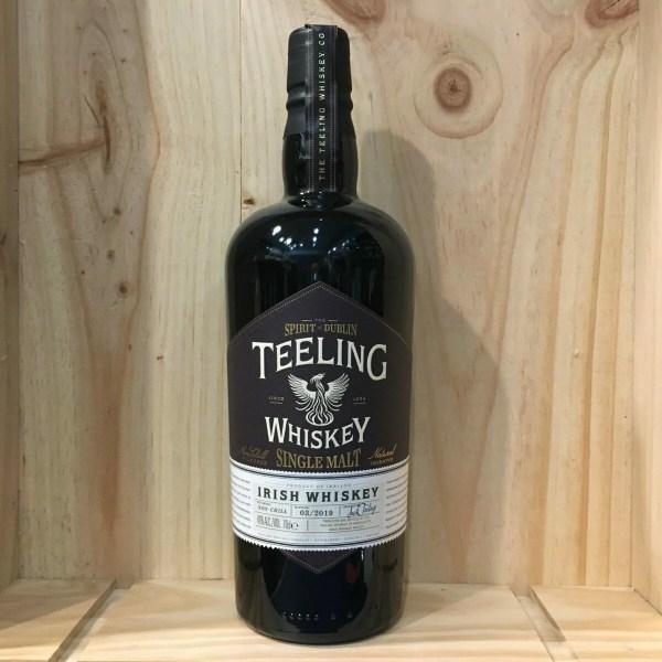 teeling single malt rotated - Teeling 70 cl - Single Malt Whisky