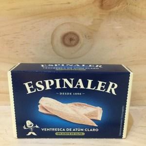 ventre de thon rotated - Ventrêche de thon Espinaler - 111 gr