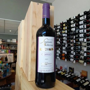 """anglade tradition 1 rotated - Château Anglade Bellevue """"Tradition"""" 2019 - Blaye Côtes de Bordeaux 75cl"""