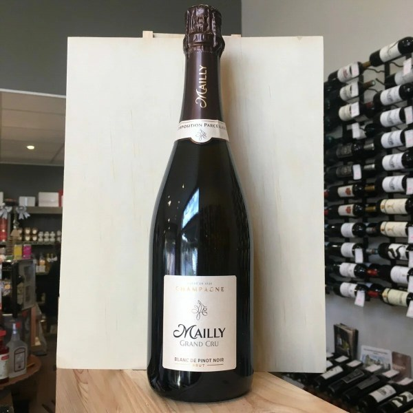mailly pinot rotated - Mailly Blanc de Pinot Noir Brut - Champagne 75cl