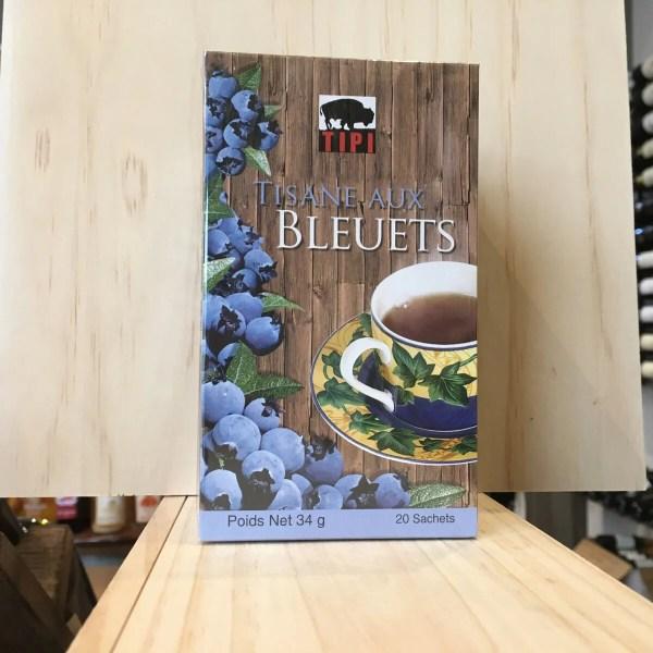 tisane bleuet - Tisane aux bleuets 34 gr