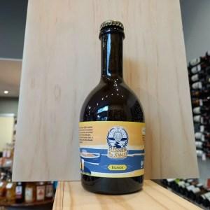 mousse blonde - La Mousse des Sables 33cl - bière blonde