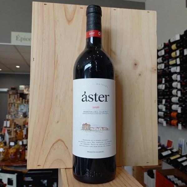 Aster rotated - Aster Crianza 2016 - Ribera del Duero 75cl