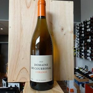 orange courbissac rotated - Dom. de Courbissac - L'Orange 2020 - Vin de France 75cl