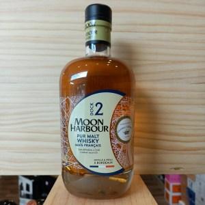 DOCK2 RIEUSSEC SI rotated - Moon Harbour - Dock 2 finition Rieussec - Pure Malt Whisky de maïs 70cl