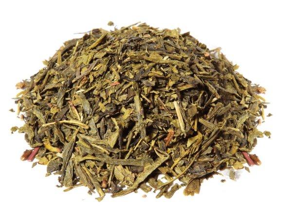 ave le petit grain thé vert sencha chine alveus vente détail