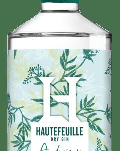 distillerie hautefeuille audacieux gin francais spiritueux cave le petit grain rieumes