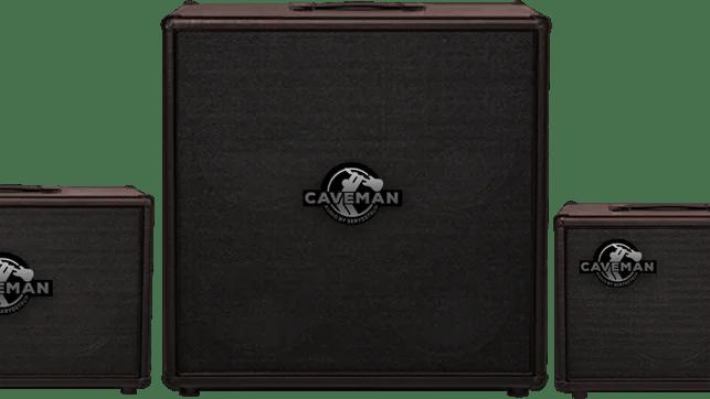 Cabinets Caveman Audio