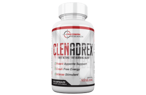Precision Research CLENADREX Fat Burning Capsules