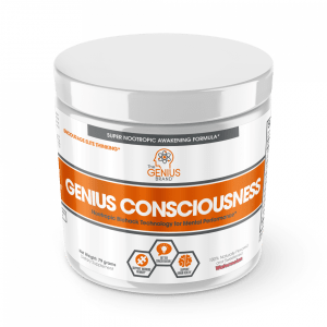 The Genius Brand GENIUS CONCIOUSNESS Ultimate Nootropic Formula