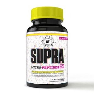 MyoBlox SUPRA MICRO-PEPTIDES 250 - Natural Growth Factor Enhancer