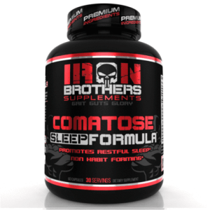 Iron Brothers COMATOSE Sleep Formula