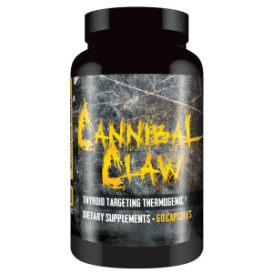 Chaos and Pain CANNIBAL CLAW - Thyroid Activating Fat Burner