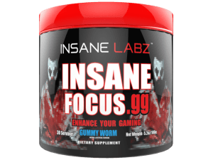 Insane Labz Insane Focus GG - Powerful Nootropic
