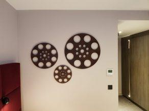 Marivaux Hotel room decor