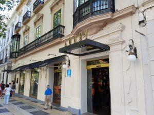Hotel Lobby Sevilla
