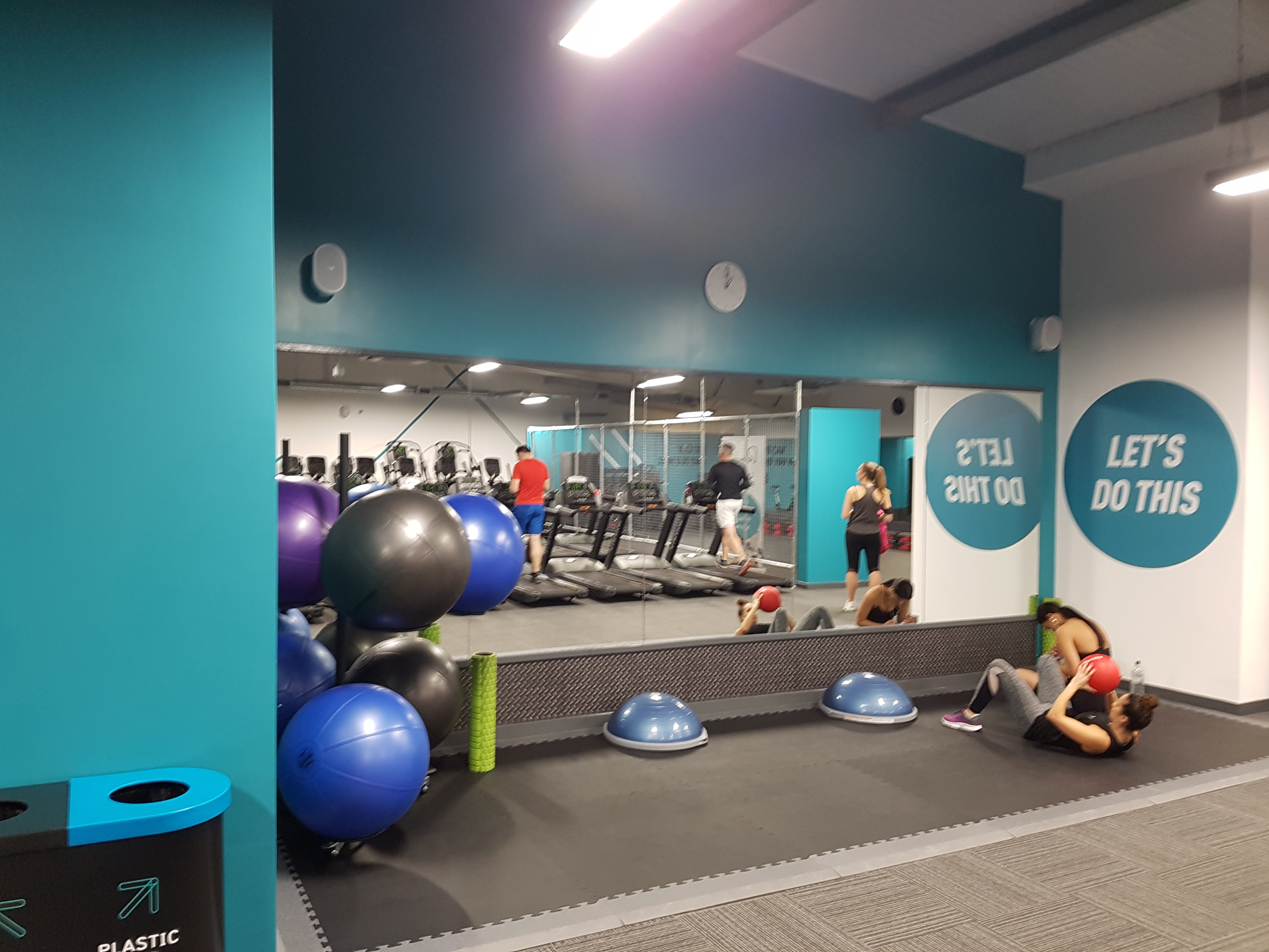 Gym reading personal trainers fitness classes simply gym