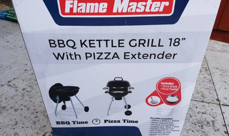 Flame Master BBQ