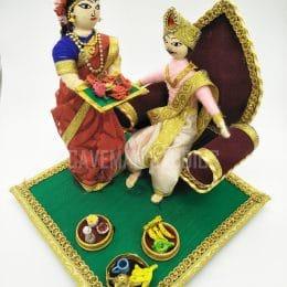 Raja Rani Doll