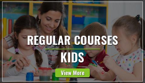 Kids Regular Courses