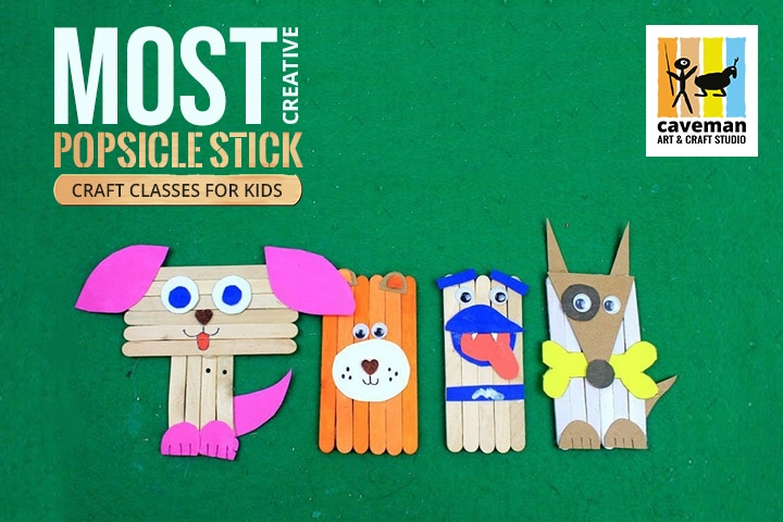 Popsicle Stick Craft Classes for Kids