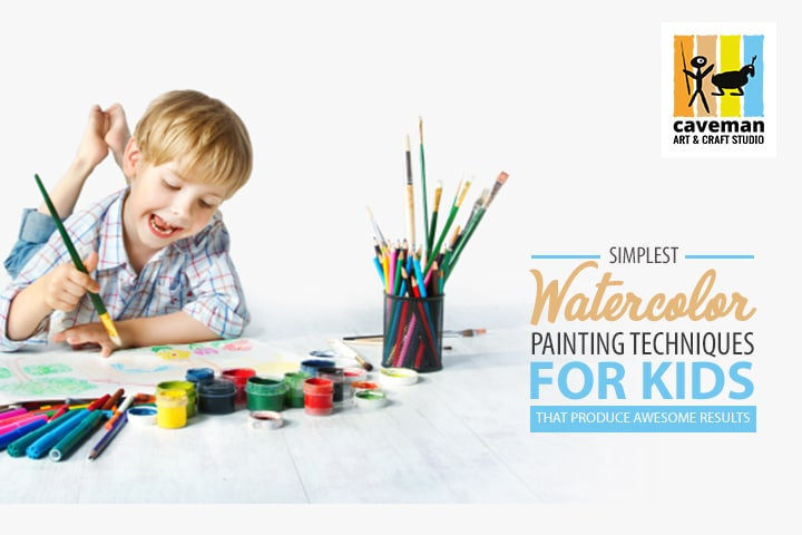Watercolor Painting Techniques For Kids