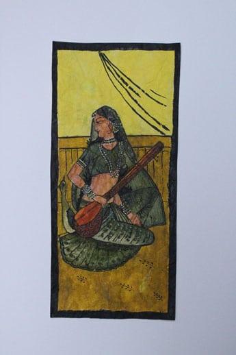 Sitar Girl