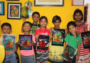Kids Art Session