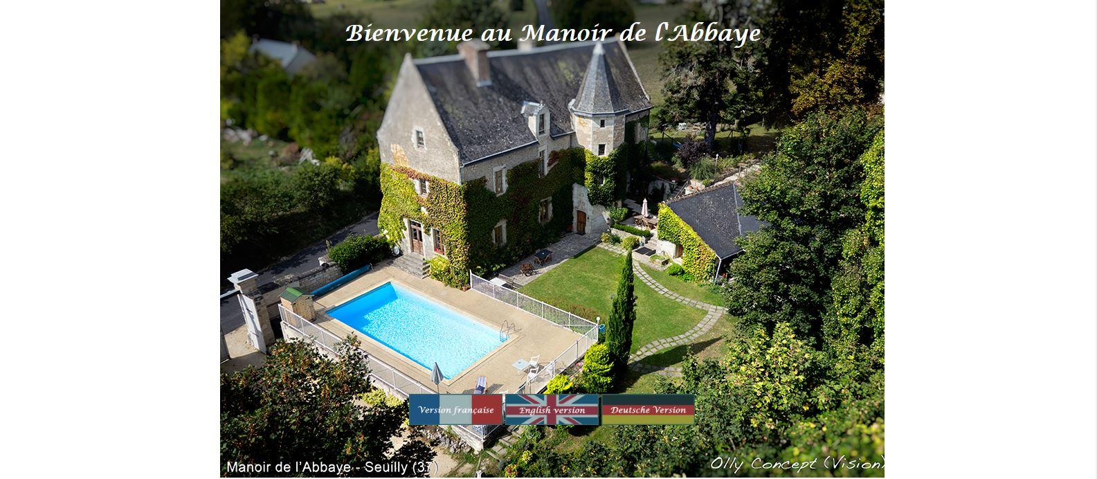 Manoir de l'abbaye Seuilly