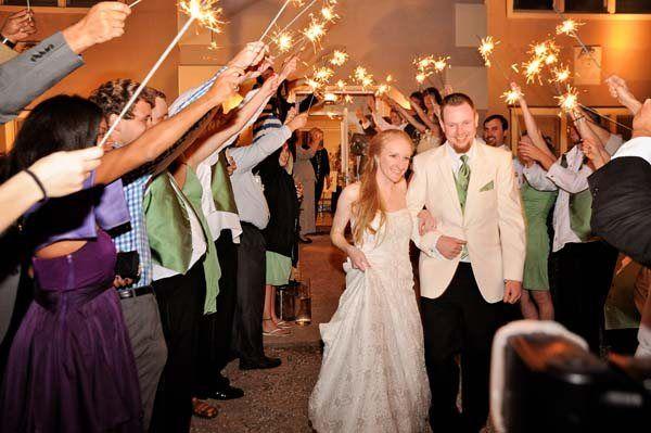 Departures at Cavender Castle Weddings