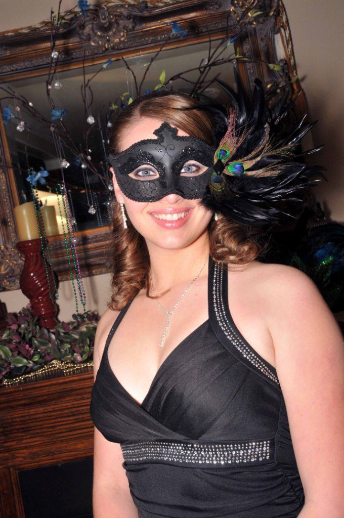 Masquerade Parties at Cavender Castle