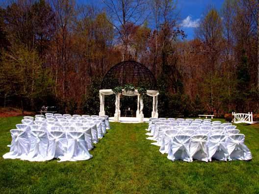 Gazebo Weddings in Georgia