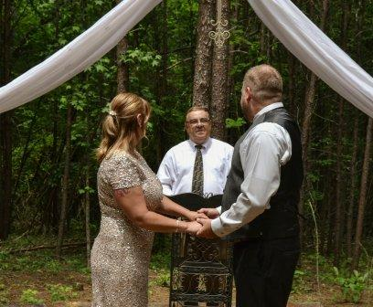 small wedding venues in North Georgia